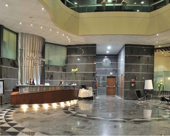 Suites Camino Real - La Paz - Reception