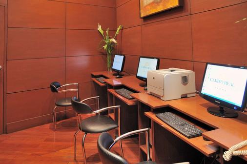 Suites Camino Real - La Paz - Business center