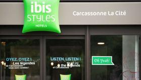 Ibis Styles Carcassonne La Cité - Καρκασσόν - Είσοδος
