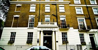 Alexandra Hotel - London - Building