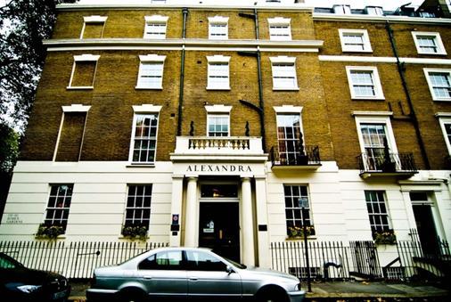 Alexandra Hotel - Λονδίνο - Κτίριο