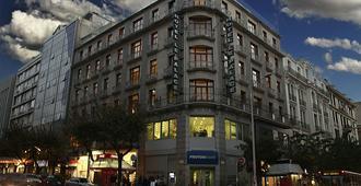 Le Palace Art Hotel - Salónica - Edificio