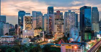 Novotel Bangkok Sukhumvit 20 - Bangkok - Outdoor view