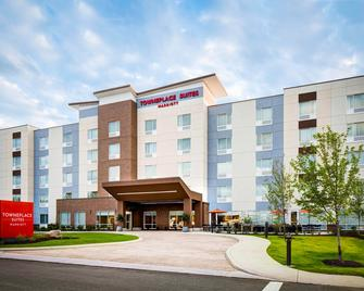 Towneplace Suites By Marriott Fort Mcmurray - Fort McMurray - Building
