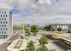 Brit Hotel Saint-Nazaire Centre Gare - Saint-Nazaire - Vista del exterior