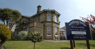 Westbury Lodge - Shanklin - Edifício