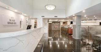 Great Southern Hotel Brisbane - בריסביין - דלפק קבלה