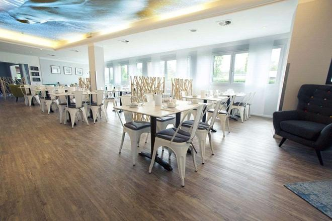 Arthotel ANA Nautic - Bremerhaven - Εστιατόριο