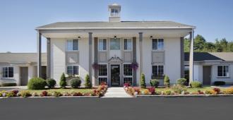 Americas Best Value Inn Albany East Greenbush - East Greenbush - Edificio