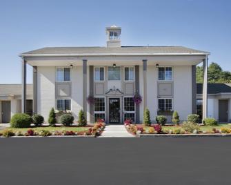 Americas Best Value Inn Albany East Greenbush - East Greenbush - Gebäude