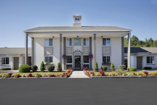Americas Best Value Inn Albany East Greenbush - East Greenbush - Building