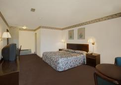 Americas Best Value Inn Albany East Greenbush - East Greenbush - Bedroom