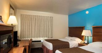 Americas Best Value Inn - Lincoln - Bedroom