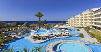 Atrium Platinum Luxury Resort Hotel & Spa - Rodas - Piscina