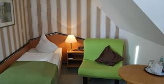 Residenz Hotel Leipzig - Leipzig - Bedroom
