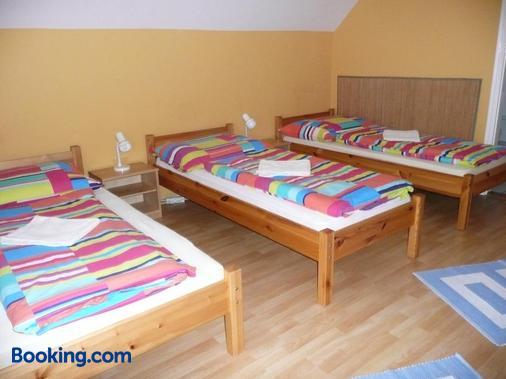 Zsuzsi Vendeghaz - Zalaegerszeg - Bedroom