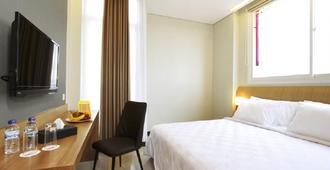 市中心艾克斯派司迪曼根日惹酒店 - 日惹 - 日惹 - 臥室