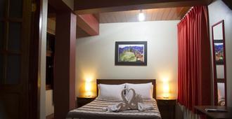Hostal Sun Palace Inn - Machu Picchu - Phòng ngủ