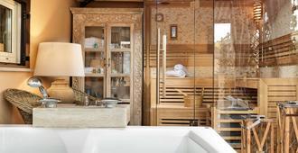 Hotel Barocco - Roma - Habitación
