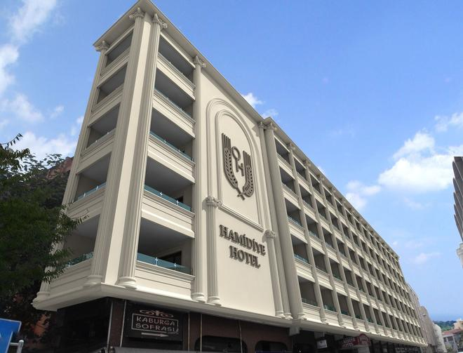 Hamidiye Hotel - Estambul - Edificio