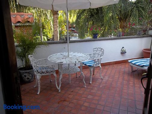 Posada Los Alcatraces - Atlixco - Balcony