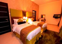 Al Waleed Palace Hotel Apartments-al Barsha - Dubai - Bedroom