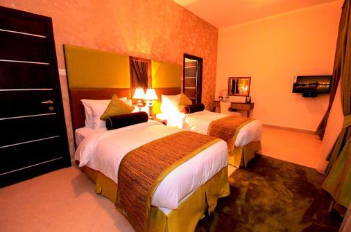 阿爾瓦利德皇庭公寓阿爾巴沙酒店 - 杜拜 - 杜拜 - 臥室