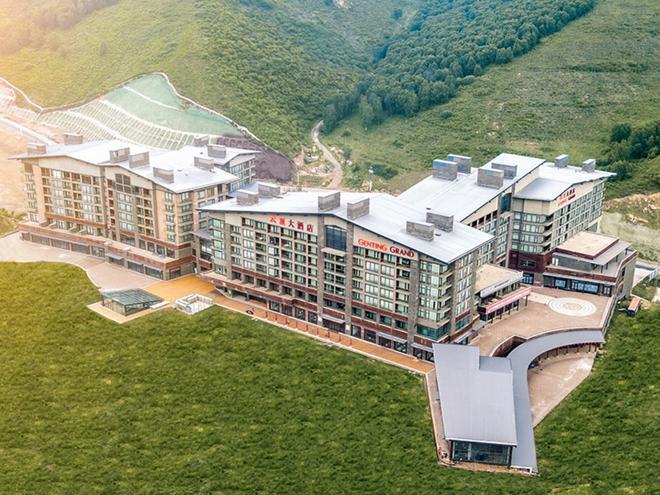 Genting Grand Chongli - Xiwanzi - Building