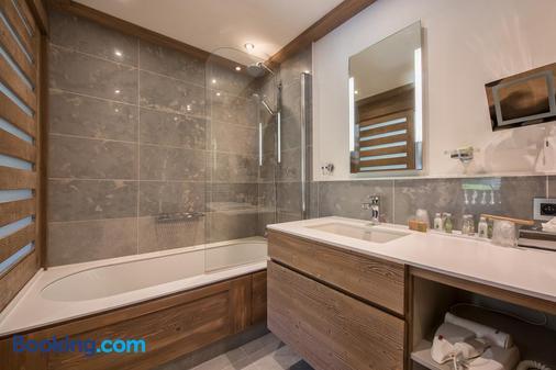Le Petit Dru - Morzine - Bathroom
