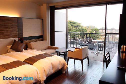 Resort Hills Toyohama Sora No Kaze - Toba - Bedroom