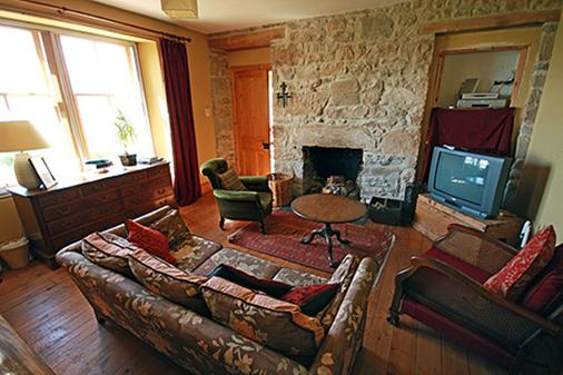 Netherton Farm B&B - Dingwall - Living room