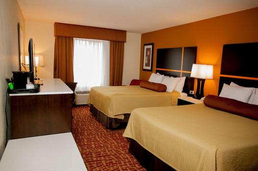 Best Western Aspen Hotel - Fort Smith - Phòng ngủ