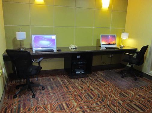 Best Western Aspen Hotel - Fort Smith - Khu vực làm việc