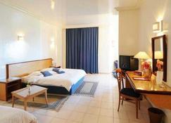 نُزل الحديقة - تونس - غرفة نوم