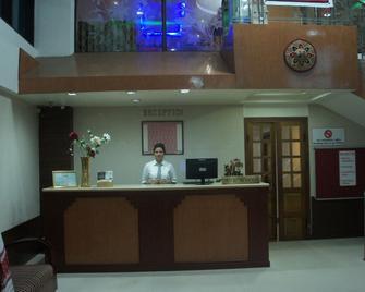 Hotel Lilawati Grand - Guwahati - Front desk