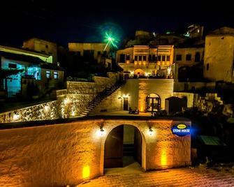 Yoruk Stone House - Avanos - Gebouw