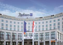 Radisson Blu Hotel, Cottbus - Cottbus - Edificio