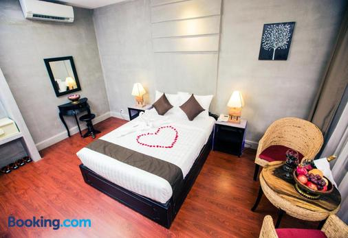 Vacation Boutique Hotel - Phnom Penh - Phòng ngủ