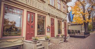 Villa Margaretha Boutique Hotel - Tartu - Building