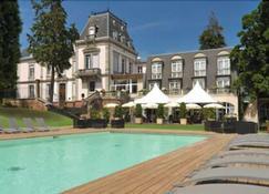 Hotel Restaurant Les Hortensias - Barr - Pool