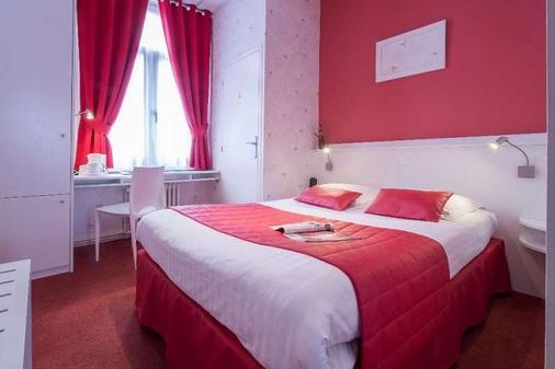 Hôtel Du Moulin D'or - Lille - Makuuhuone