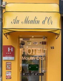 Hôtel Du Moulin D'or - Lille - Rakennus