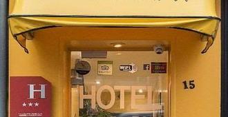 Hôtel Du Moulin D'or - Lilla - Edificio