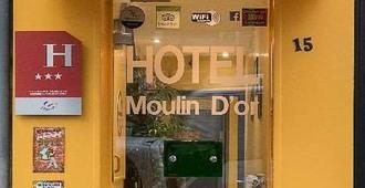 Hôtel Du Moulin D'or - Lilla - Edificio