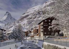 Hotel Metropol & Spa Zermatt - Zermatt - Priveliște în exterior