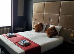 Hotel Industrie - Leuven - Makuuhuone