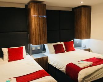 Hotel Express Newcastle Gateshead - Гейтсхед - Спальня