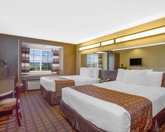Microtel Inn & Suites by Wyndham Harrisonburg - Harrisonburg - Ložnice