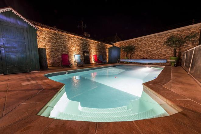 Le Relais de Saint Martin - Épernay - Pool