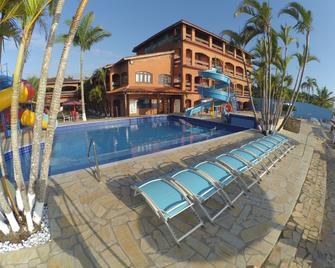 Hotel Marazul - Cananeia - Басейн
